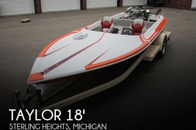 1978 Taylor Super Sport Deluxe - For Sale at Sterling Heights, MI 48310 - ID 165250