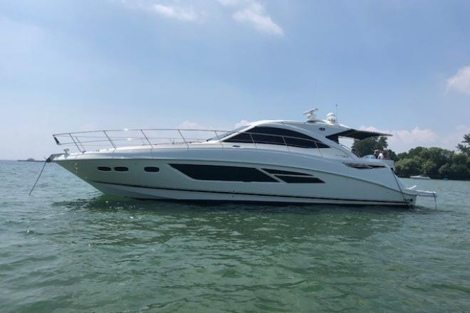 2014 Sea Ray 510 SUNDANCER - For Sale at Harrison Township, MI 48045 - ID 164801
