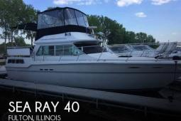 1986 Sea Ray 40