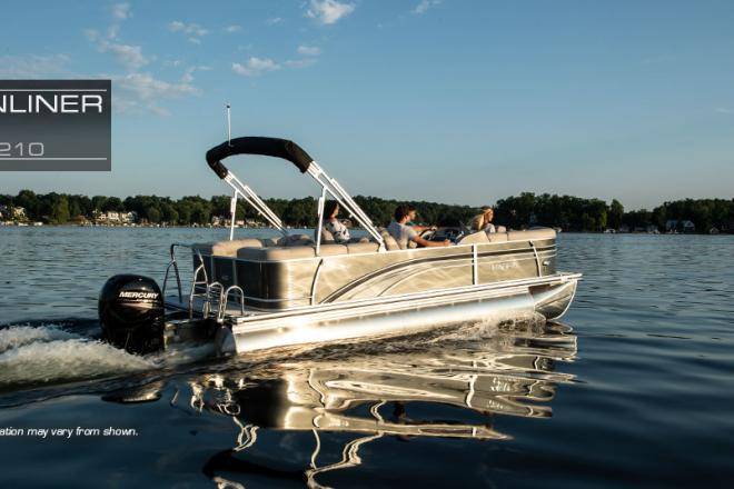 2019 Harris Sunliner - For Sale at Grand Haven, MI 49417 - ID 166216