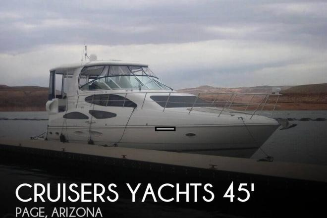 2008 Cruisers 455 MY - For Sale at Page, AZ 86040 - ID 166068