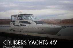 2008 Cruisers 455 MY