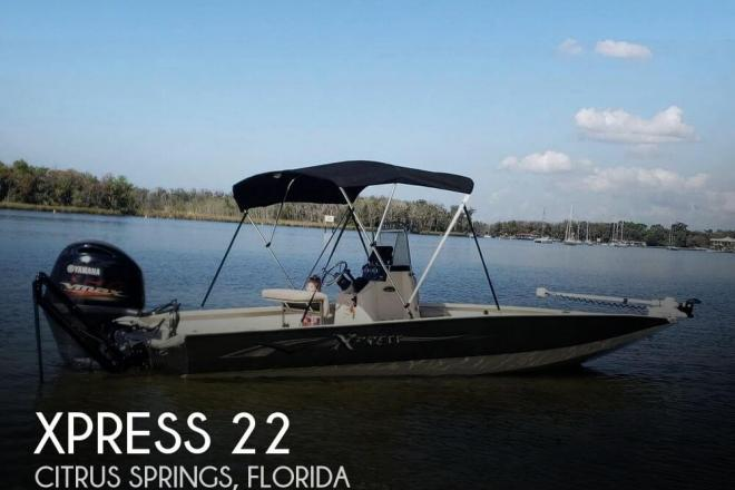 2016 Xpress H22B - For Sale at Dunnellon, FL 34433 - ID 166268