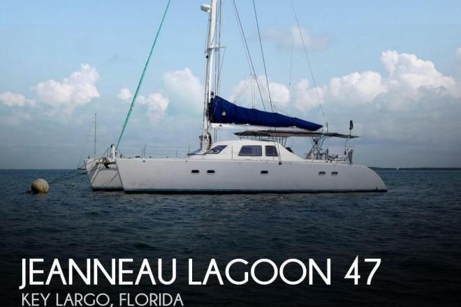 1994 Jeanneau Lagoon 47 - For Sale at Key Largo, FL 33037 - ID 165520