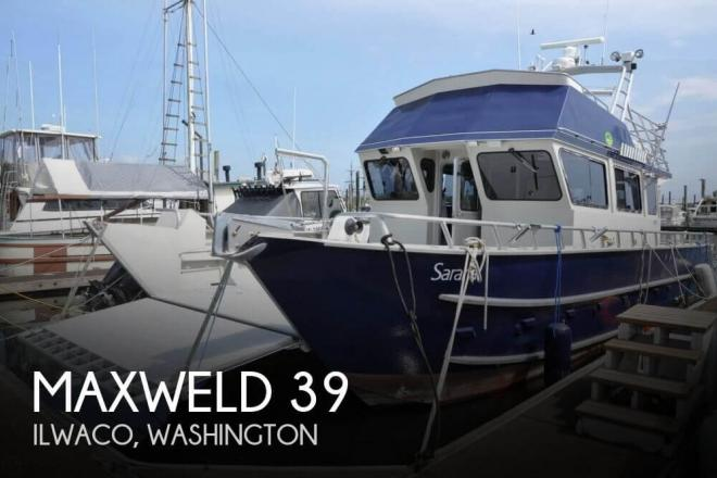 2007 Maxweld 39 - For Sale at Ilwaco, WA 98624 - ID 163107
