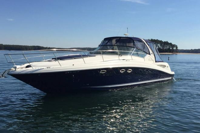 2004 Sea Ray 420 Sundancer - For Sale at Gainesville, GA 30501 - ID 166297