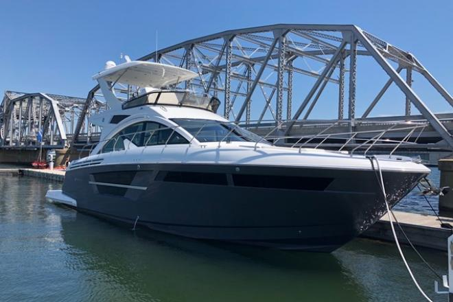 2019 Cruisers FLYBRIDGE - For Sale at Harrison Township, MI 48045 - ID 166343