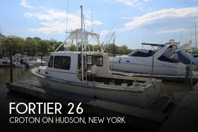 1977 Fortier 26 - For Sale at Croton on Hudson, NY 10520 - ID 165748