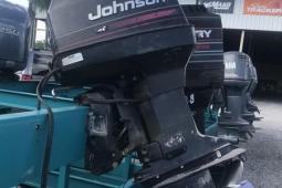 "1995 Johnson 130 20"""