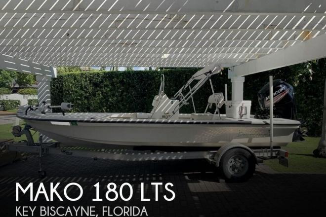 2015 Mako 180 LTS - For Sale at Key Biscayne, FL 33149 - ID 165936