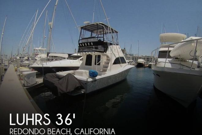 2005 Luhrs 33 Tournament Flybridge - For Sale at Redondo Beach, CA 90277 - ID 166022