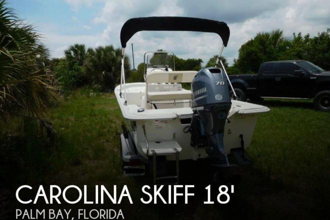 2016 Carolina Skiff JVX CC - For Sale at Palm Bay, FL 32908 - ID 165435
