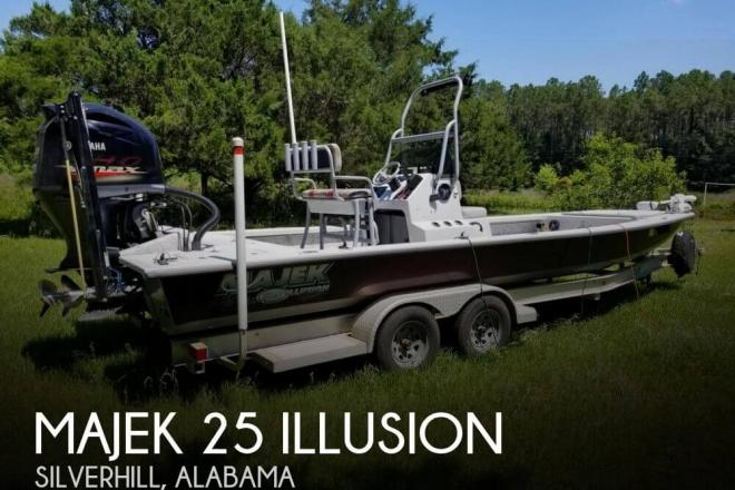 2015 Majek 25 Illusion - For Sale at Silverhill, AL 36576 - ID 166094