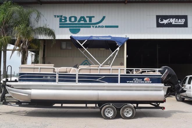 2019 Sun Tracker SportFish 22 DLX - For Sale at Marrero, LA 70072 - ID 156421