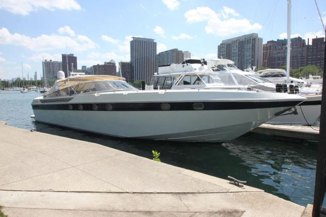 1990 Baia 60 Force One - For Sale at Chicago, IL 60601 - ID 166721