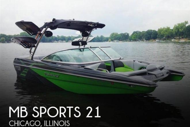 2013 MB Sports F21 Tomcat - For Sale at Chicago, IL 60632 - ID 166273