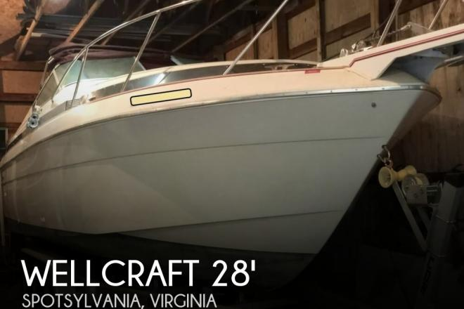 1990 Wellcraft 2600 Prima - For Sale at Spotsylvania, VA 22551 - ID 165595