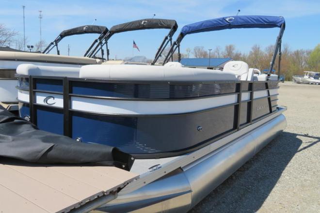 2019 Crest II 220 SLC - For Sale at Coopersville, MI 49404 - ID 158270