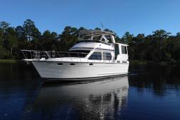1990 Aquarius Motor Yacht