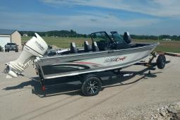 2019 Alumacraft Edge 185 Sport   Make Offer!!