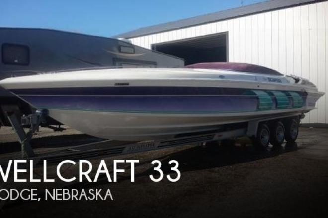 1994 Wellcraft Scarab Thunder - For Sale at Dodge, NE 68633 - ID 166839