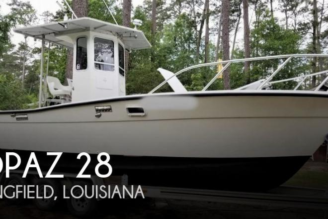 1975 Topaz 28 - For Sale at Springfield, LA 70462 - ID 161673