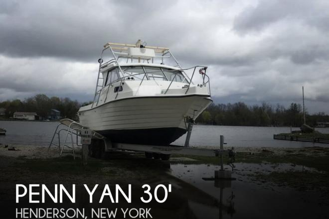 2000 Penn Yan 305 Rampage - For Sale at Henderson, NY 13650 - ID 160685