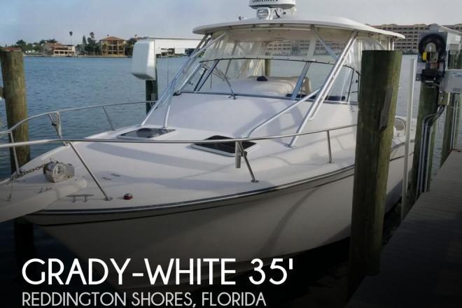 2007 Grady White 330 Express - For Sale at Saint Petersburg, FL 33708 - ID 160255