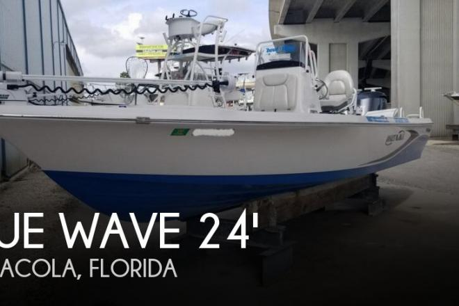 2016 Blue Wave 2400 Pure Bay - For Sale at Pensacola, FL 32501 - ID 160199