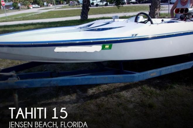 1988 Tahiti 18 - For Sale at Jensen Beach, FL 34957 - ID 160219