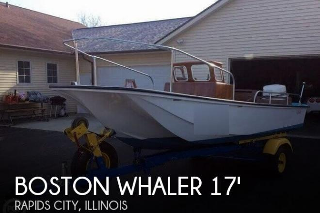 1964 Boston Whaler 16 Eastport - For Sale at Rapids City, IL 61278 - ID 160339