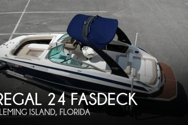 2012 Regal 24 FASDECK - For Sale at Fleming Island, FL 32003 - ID 159994