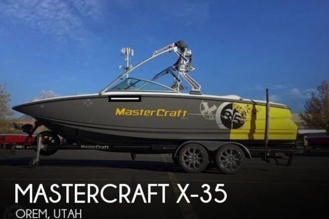 2009 Mastercraft X-35 - For Sale at Orem, UT 84057 - ID 159470