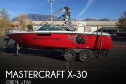 2009 Mastercraft X-30