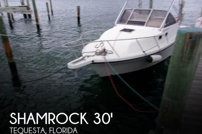2003 Shamrock 260 Express - For Sale at Wesley Chapel, FL 33544 - ID 160130