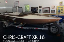 1973 Chris Craft XK 18