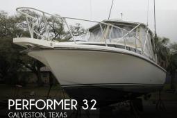 2001 Performer 32