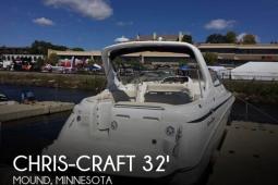 2000 Chris Craft 328 express