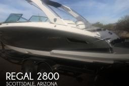 2016 Regal 2800