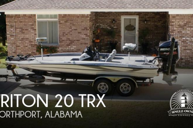 2016 Triton 20 TRX - For Sale at Northport, AL 35473 - ID 153937