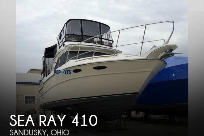 1986 Sea Ray 410 Aft Cabin - For Sale at Sandusky, OH 44870 - ID 165815