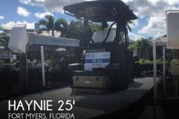 2012 Haynie 25′ Custom