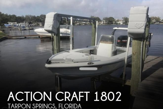 2003 Action Craft 1802 - For Sale at Tarpon Springs, FL 34689 - ID 157817