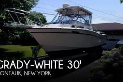 1996 Grady White Marlin 300