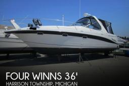 2000 Four Winns 338 Vista