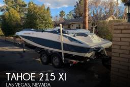 2017 Tahoe 215 Xi