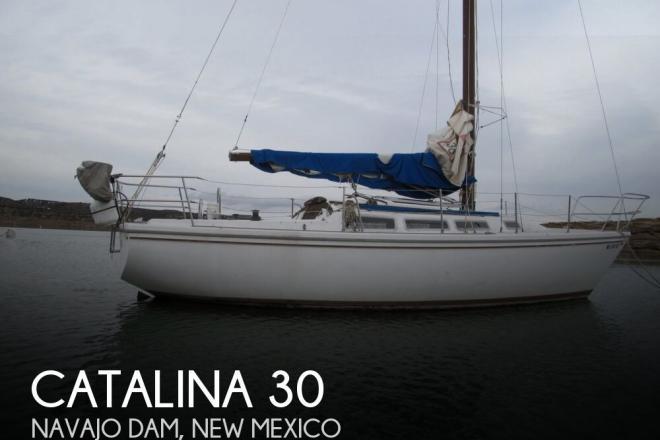 1978 Catalina 30 - For Sale at Navajo Dam, NM 87419 - ID 158952