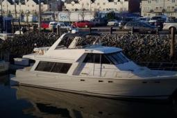 1997 Bayliner 4788 Pilothouse