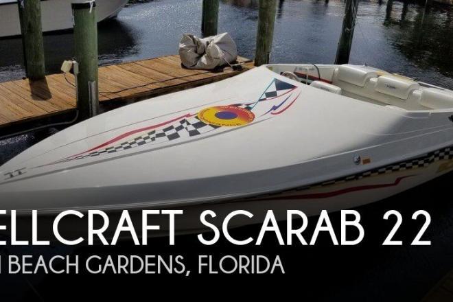 1995 Wellcraft Scarab 22 - For Sale at Palm Beach Gardens, FL 33410 - ID 159636