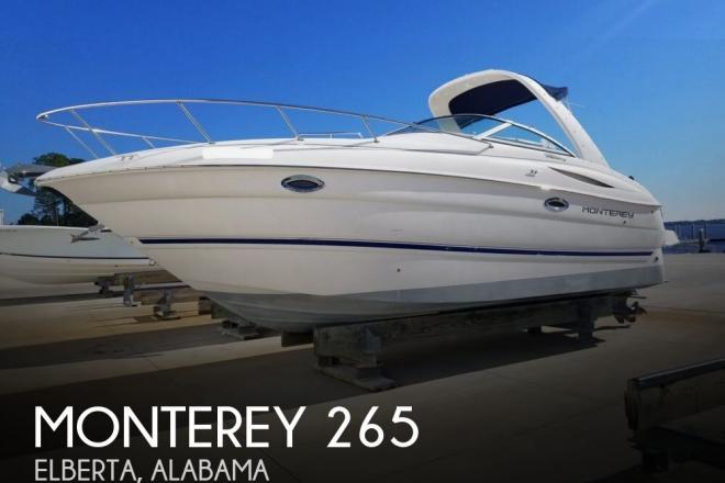 2003 Monterey 265 - For Sale at Elberta, AL 36530 - ID 156954